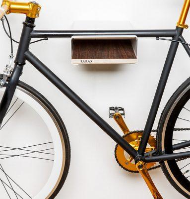 S-RACKと自転車の画像