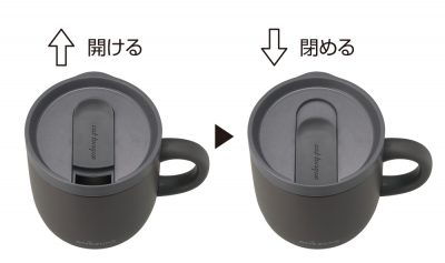 猫舌専科マグカップ